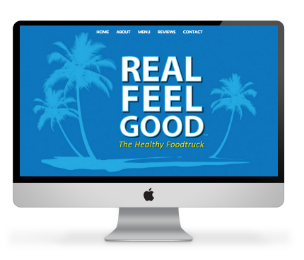 restaurant hawaii web design