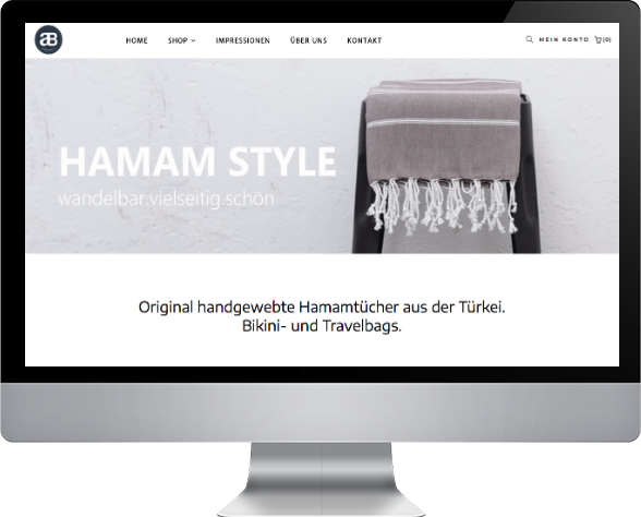 online shop hawaii web design